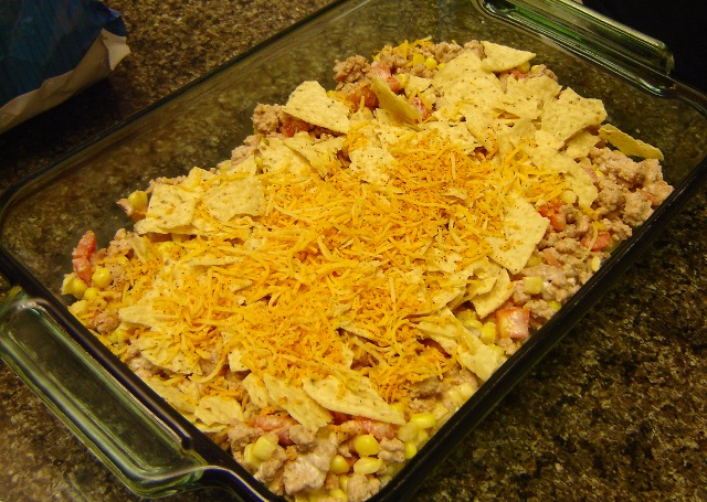 ... Margarita? How About Beef Nacho Casserole? - In The Kitchen With KP