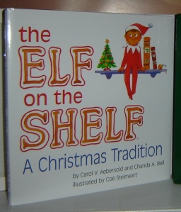 A Special Elf Guest for the Holidays